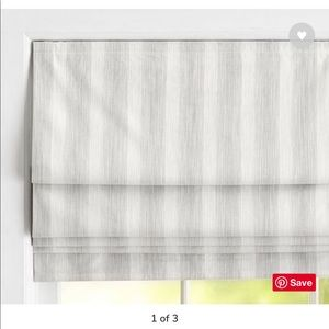 Pottery Barn Jamie Stripe Shade